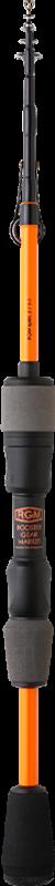 RGM spec.2 ロッド ブラック/オレンジ