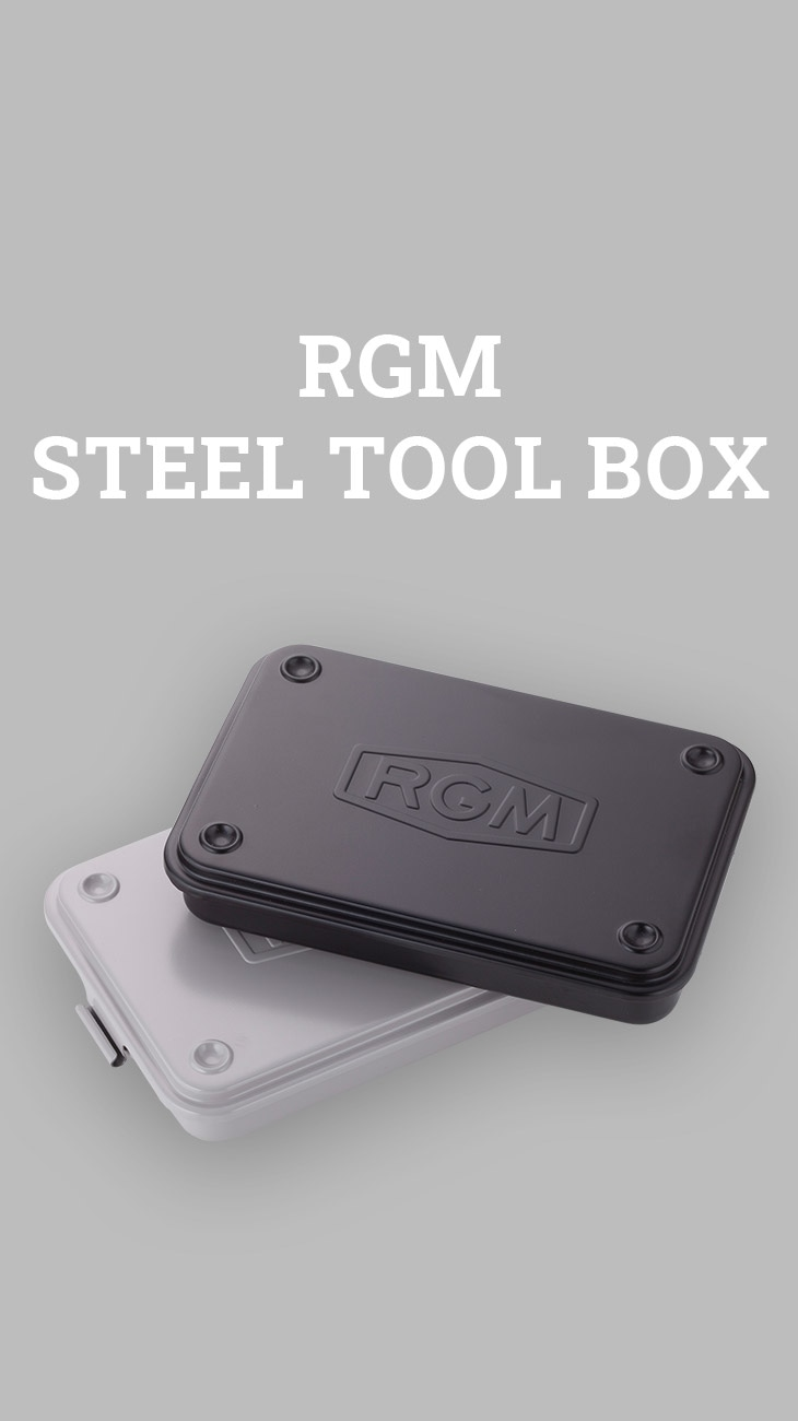 RGM RGM STEEL TOOL BOX