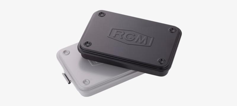 RGM STEEL TOOL BOX