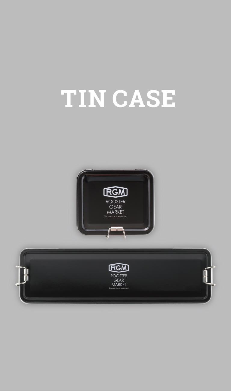 RGM TIN CASE