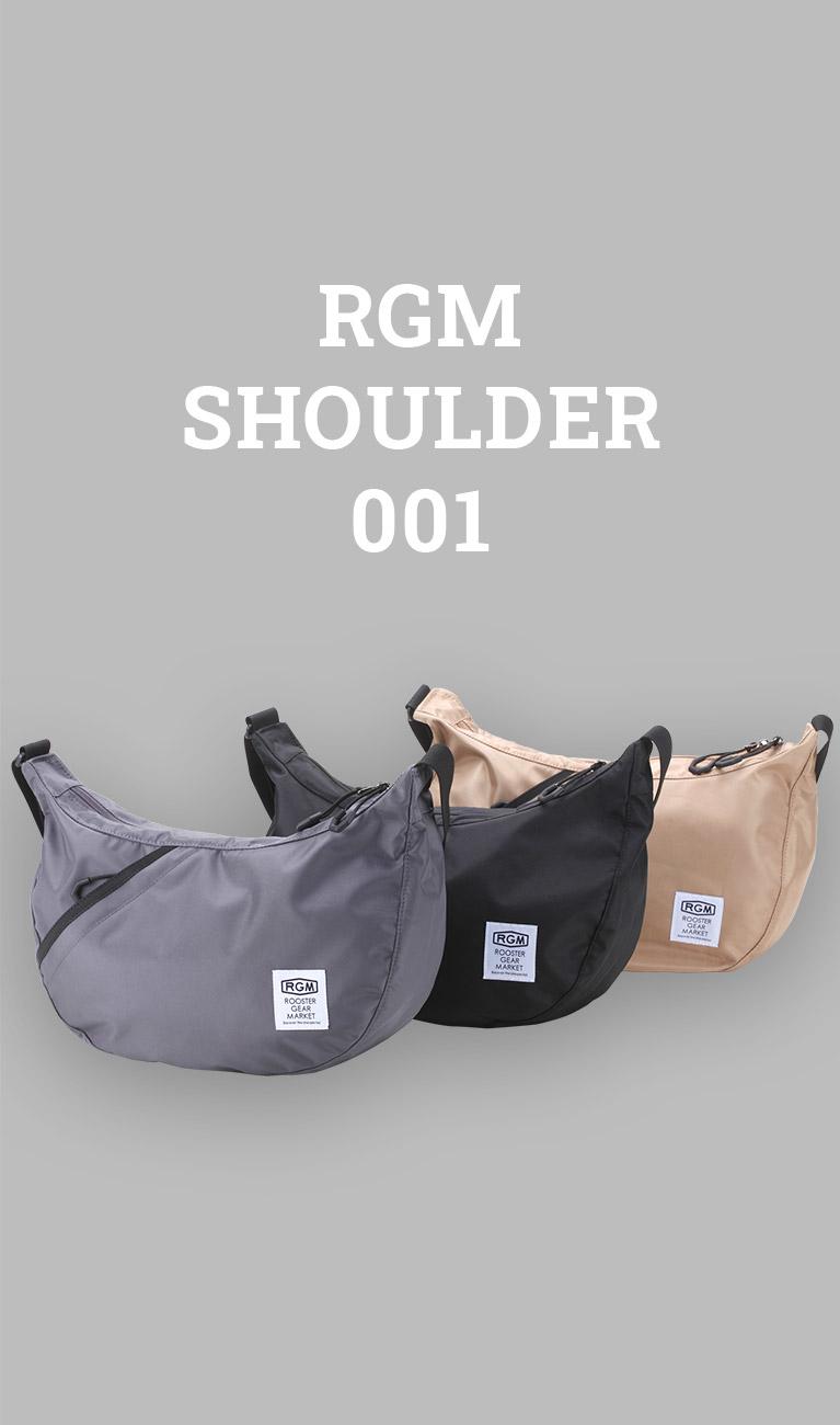 RGM RGM SHOULDER 001