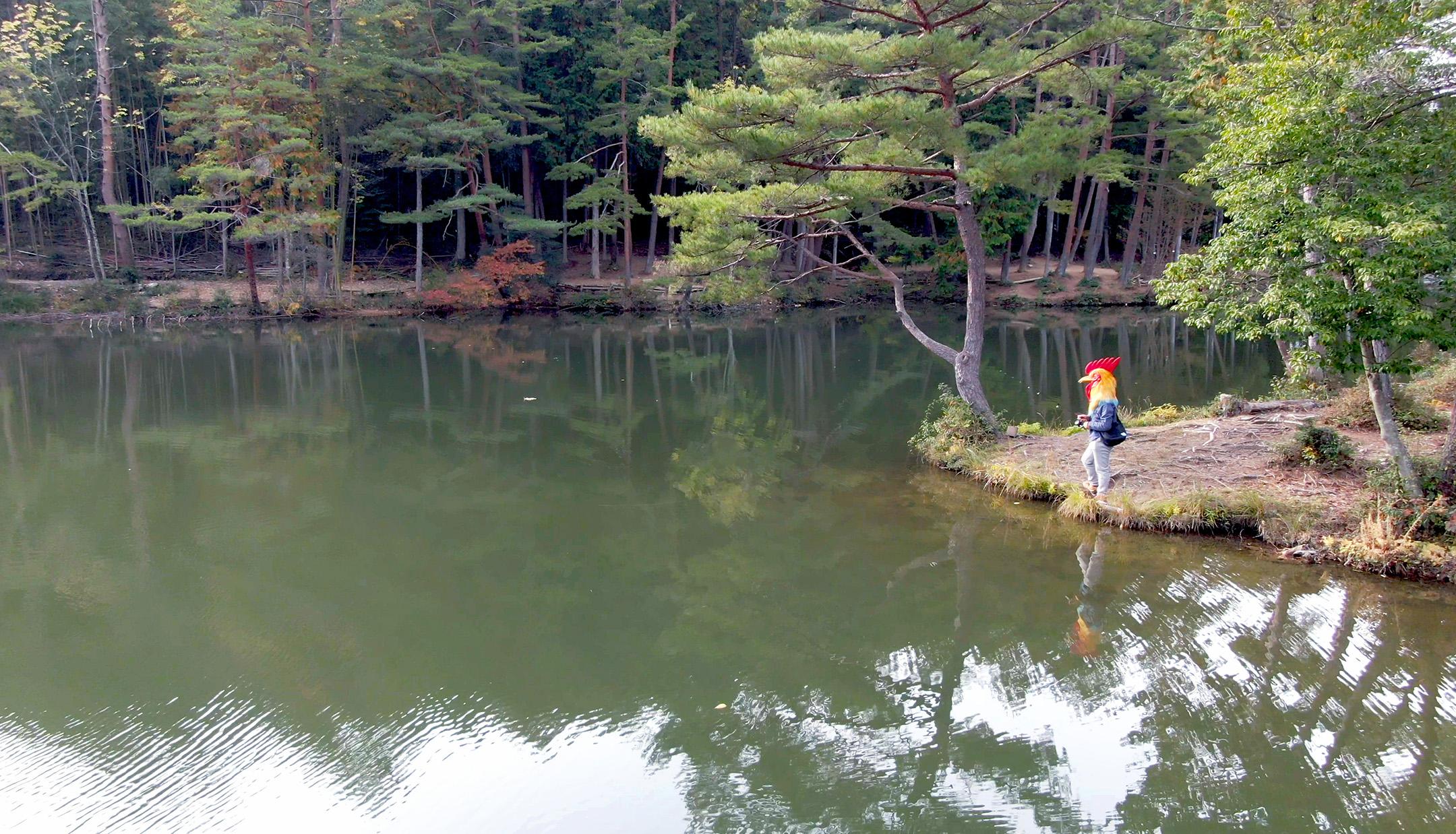 RGM SCENE.07 釣りとキャンプ おおぐて湖キャンプ場 [長野県]