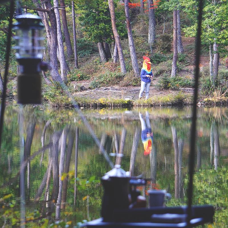 釣りとキャンプ[長野]